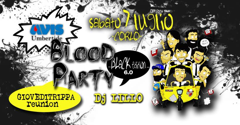 Blood Party – Black Edition 6.0